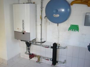 Elco gasheizung
